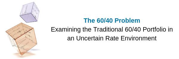 60/40 problem banner image